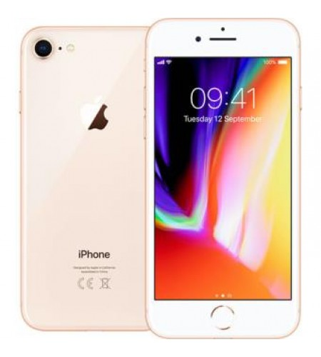 APPLE  IPHONE 8 -   64GB - GOLD   DOURADO