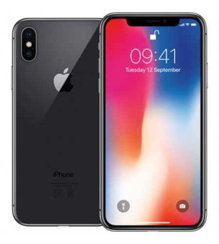 APPLE IPHONE X - 64GB - CINZENTO SIDERAL