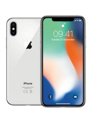 Iphone X - 256GB - PRATEADO