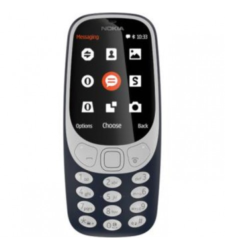 NOKIA 3310 - DARK BLUE