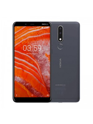 Nokia 3.1 Plus - 32GB - Azul Báltico