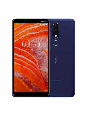 Nokia 3.1 Plus - 32GB - Azul